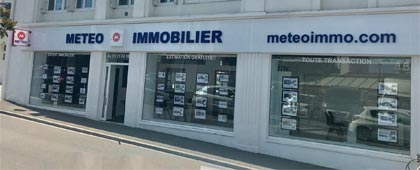 Logo AGENCE METEO IMMOBILIER